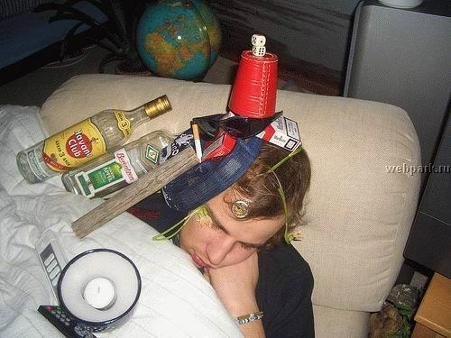 Алкоголизм одиноких матерей